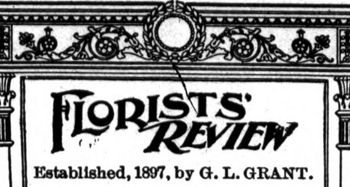 Image from page 915 of Florists review [microform] (1912