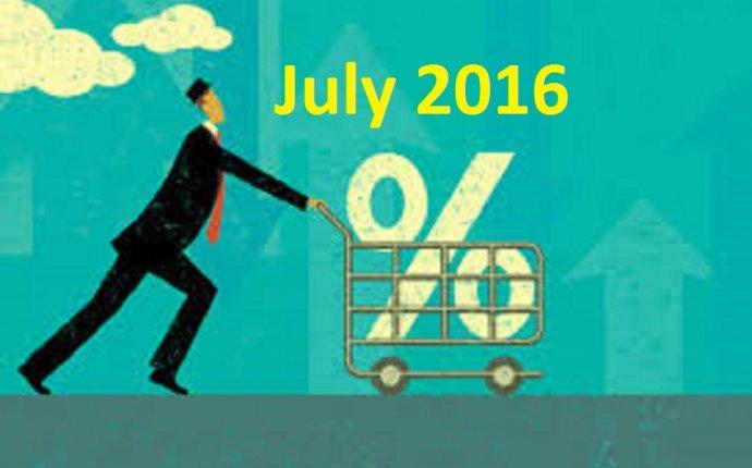 Stock Market Update July 2016