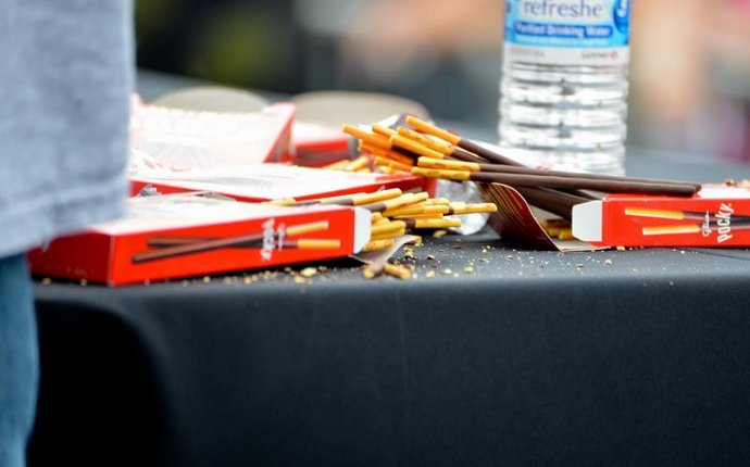 Pocky Eating Contest @ JPSF2014