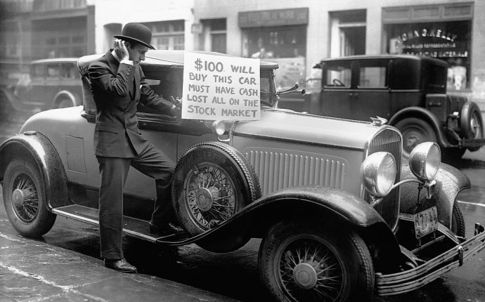 Stock Market Crash of 1929: