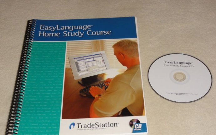 Tradestation easylanguage