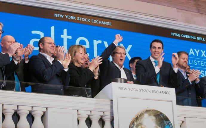 The New York Stock Exchange |