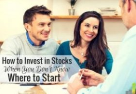 Mastering how exactly to invest in shares is certainly not tough, you simply must know how to start. I share some simple ideas to get started at growing your wealth.