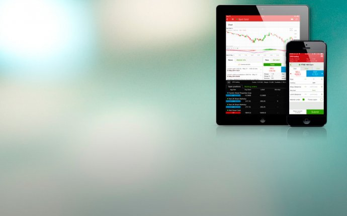 Mobile Share trading